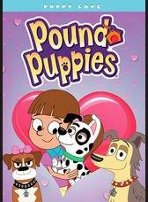 Pound Puppies: Puppy Love DVD