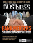 MALAYSIAN BUSINESS OCTOBER 1st ISSUE OF 2014 NOW ON SALE