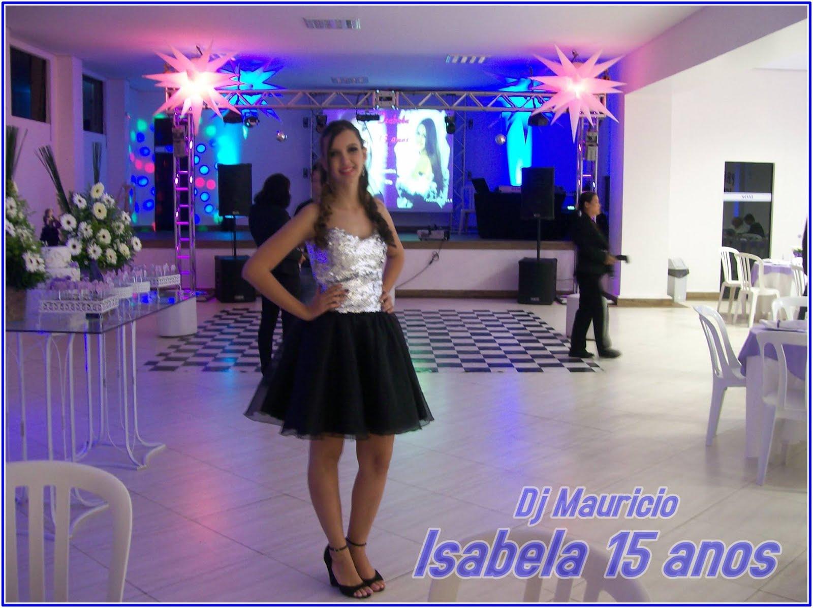 Isabéla 15 anos