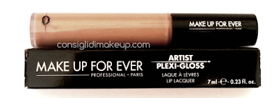 Review: Artist Plexi-Gloss 100P - Makeup Forever