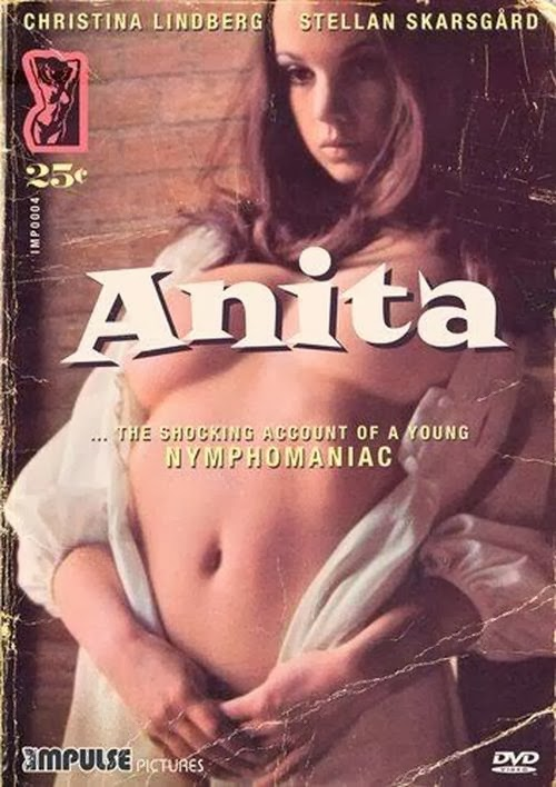 Anita: Swedish Nymphet AKA Anita – ur en tonårsflickas dagbok 1973