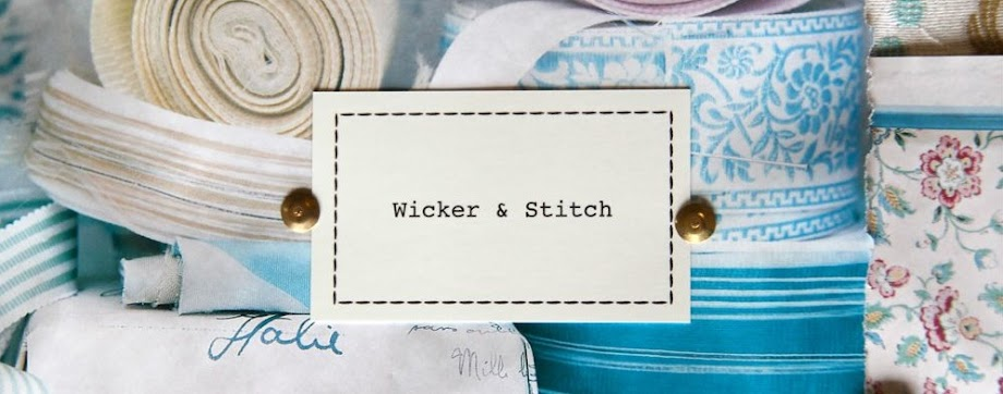 Wicker & Stitch