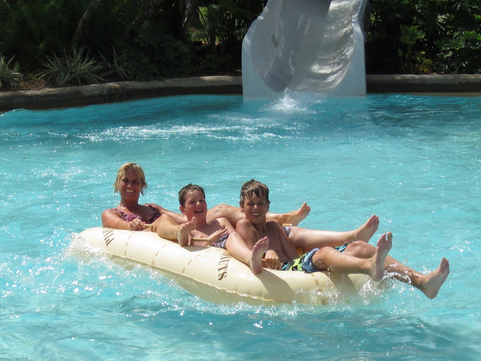 Vakantie Orlando 2011