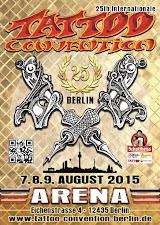 25th Berlin Tattoo Convention