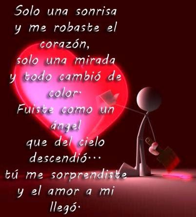 Poemas de Amor con Corazones, parte 4