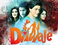 Dilwale 2015 Hindi Shahrukh Khan Film