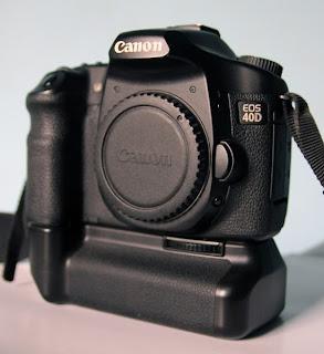 Harga Canon EOS 40d bekas