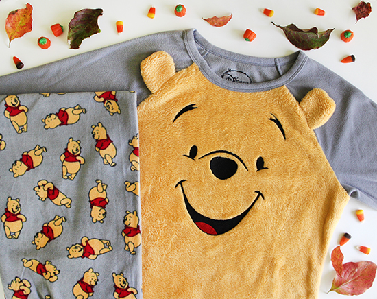 Get face time with your favorite Disney characters in a set of warm  microfleece pajamas this Fall! 78e523bae629