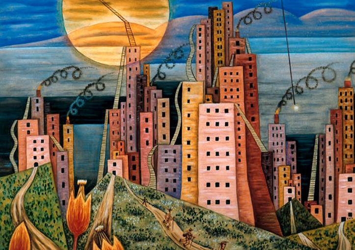 Pintores Y Pinturas Juan Carlos Boveri Xul Solar