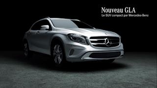 Pour Mercedes-Benz, 2014 sera l'année du Nouveau GLA.