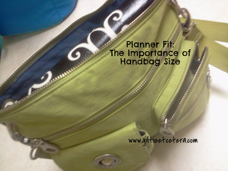 what's in my bag, planner, Filofax, Franklin Planner