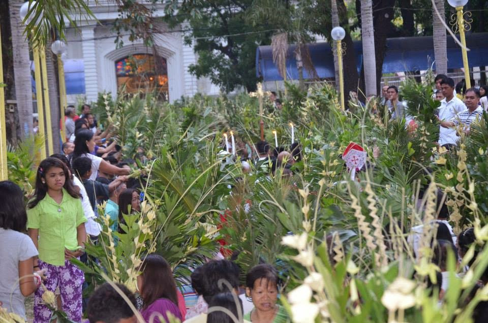 Palm Sunday in Abra, 2014 | Easter or Wester: a Latitude of Holy Week Observations