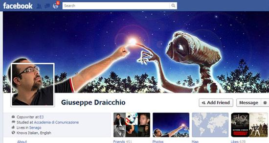 Cinco Ideas creativas para Portadas de Facebook