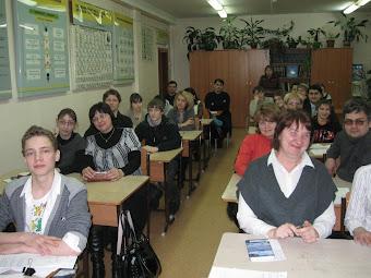 Собрание родителей с учащимися по теме выбор ИУПа, с учётом способностей и интересов