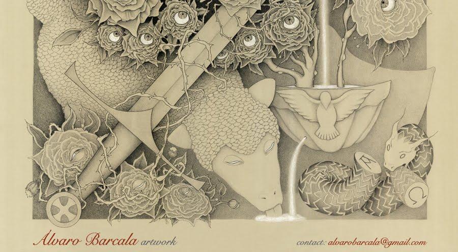 Álvaro Barcala. Artwork