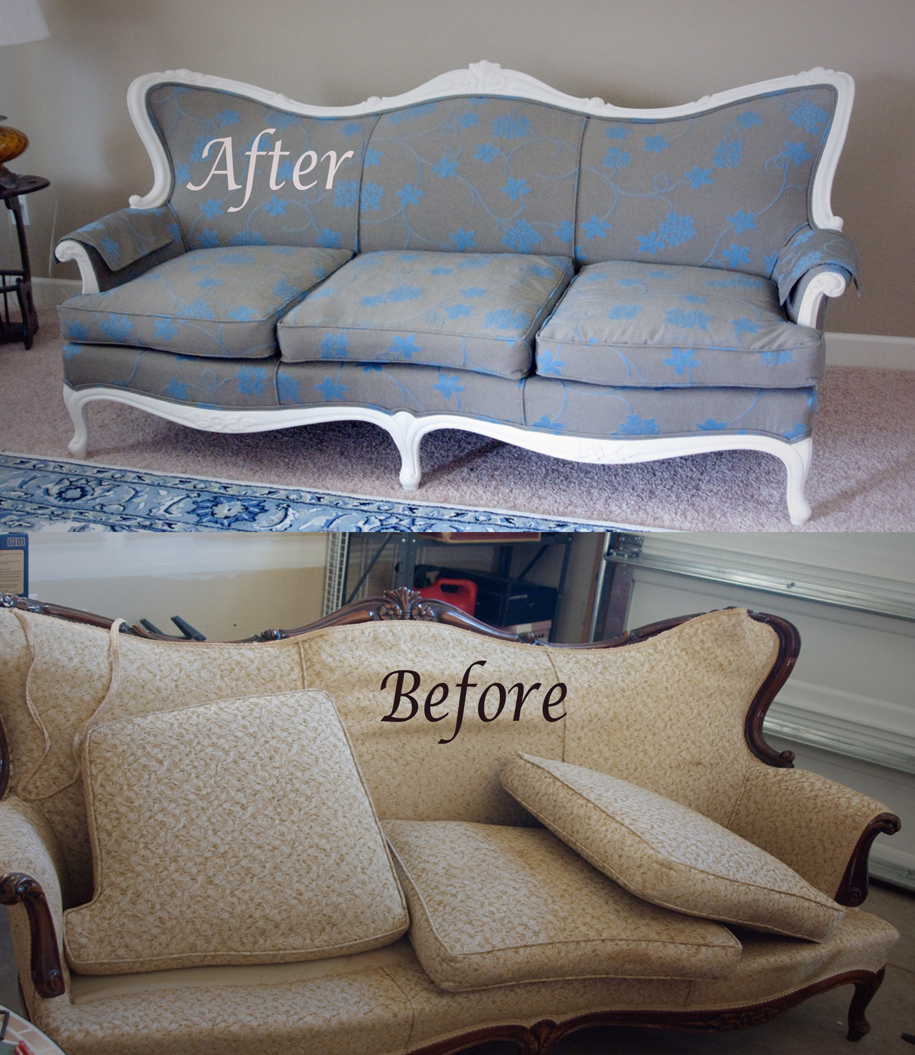 Old Sofa Here And Now The New Old Sofa