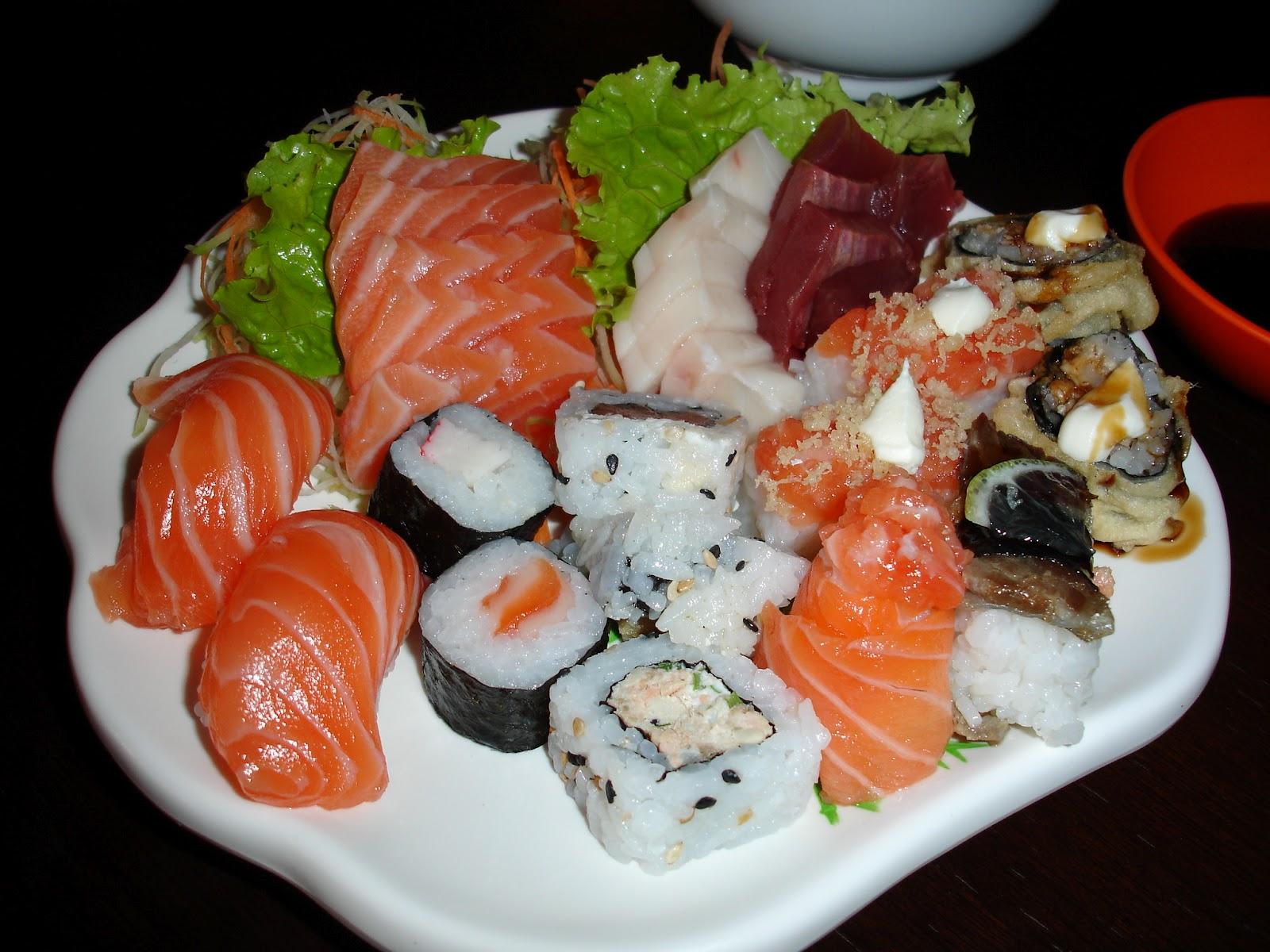 sushi faxe