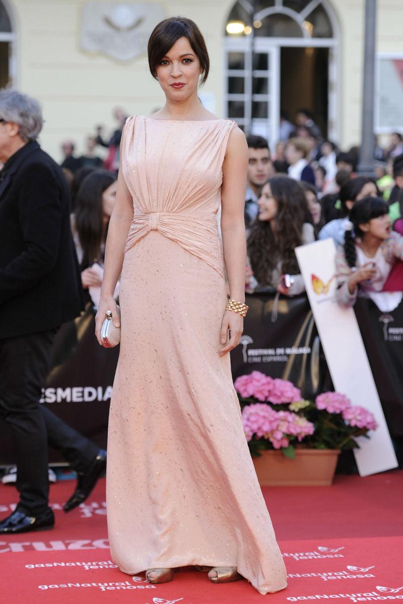 El Purgatorio de la moda: Festival de Malaga 2013: Vestidos Largos ...