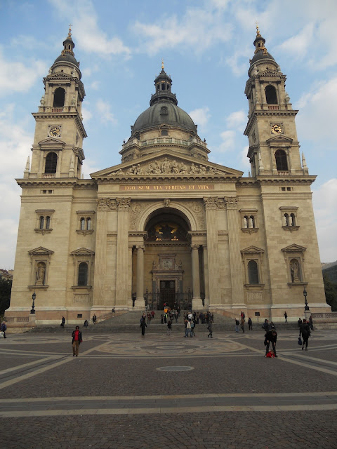 Hungary Cathedral