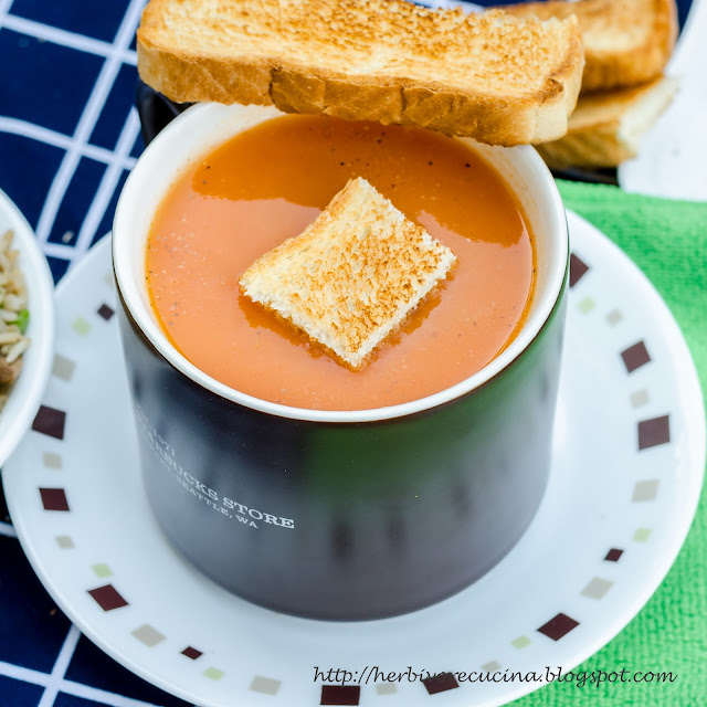 Herbivore cucina 12 wholesome soups for winter for Winter soup recipes easy