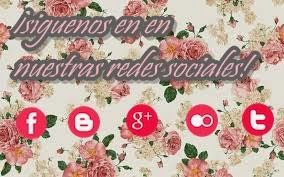 Seguinos en las redes sociales