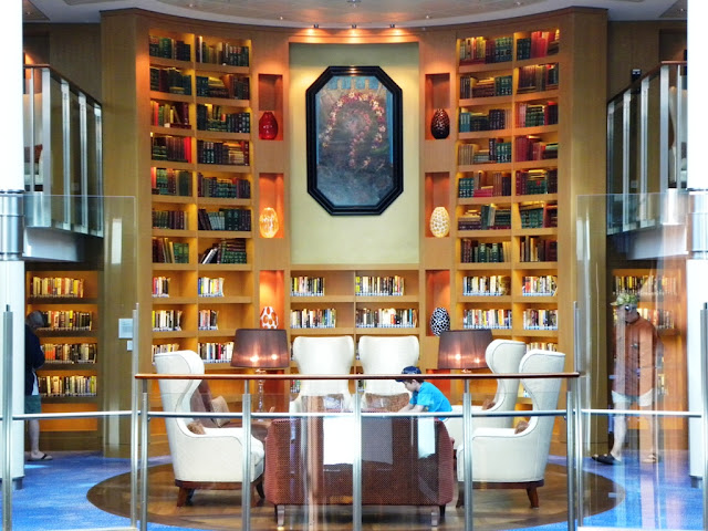 Celebrity Eclipse Library