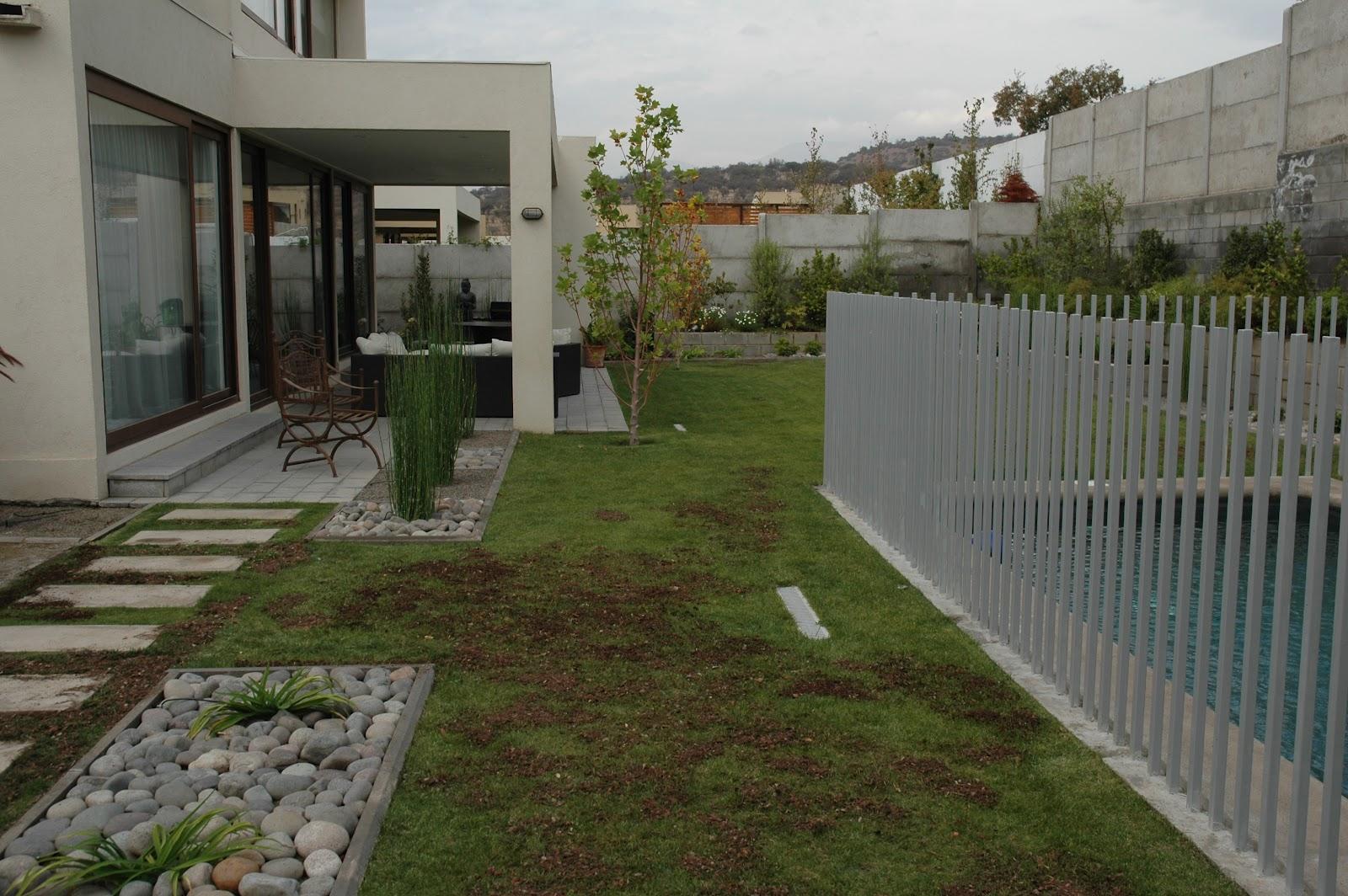 Proyecto Jardin Los Bravos La Dehesa Arquitectura De