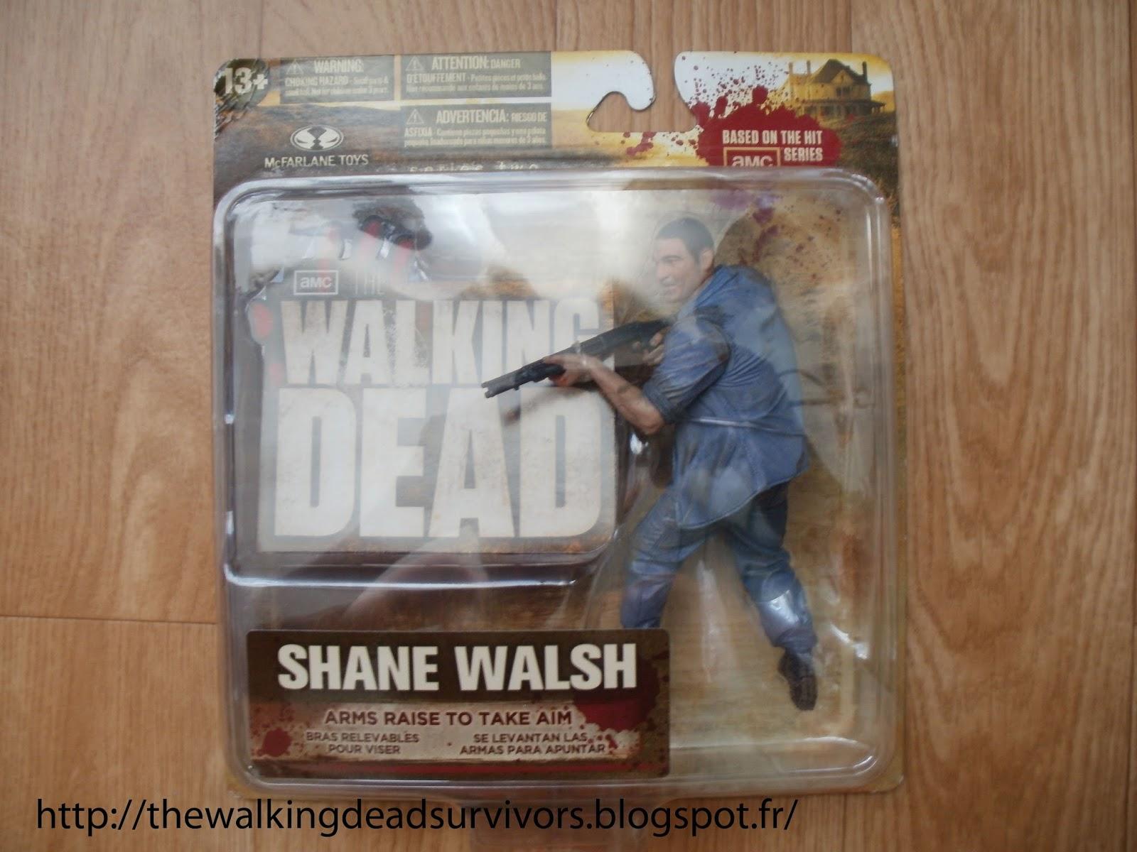 The Walking Dead Survivors Collection