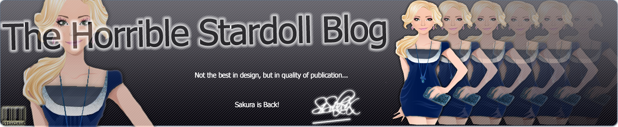 The Horrible Stardoll Blog...