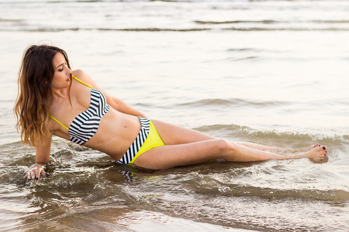 fluor bikini