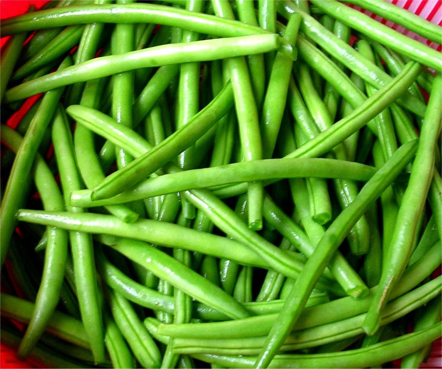 manfaat sayur buncis