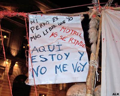 Foto de acampado motrileño