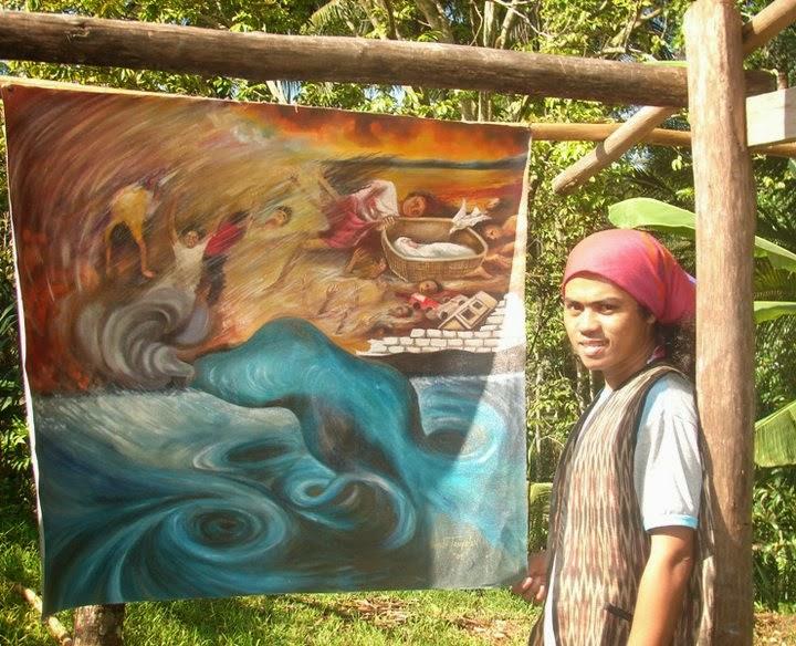 Tboli Visual Artist