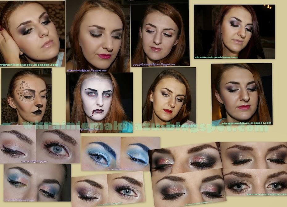 W krainie makijażu