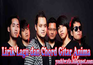 Lirik Lagu dan Chord Gitar Anima Cinta Katakan Cinta