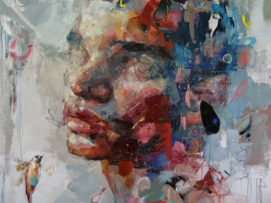 art painting exhibitions London