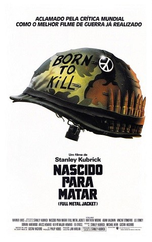 Full Metal Jacket BluRay 5.1 Download torrent download capa