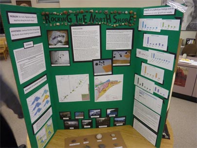 6th grade science project research paper