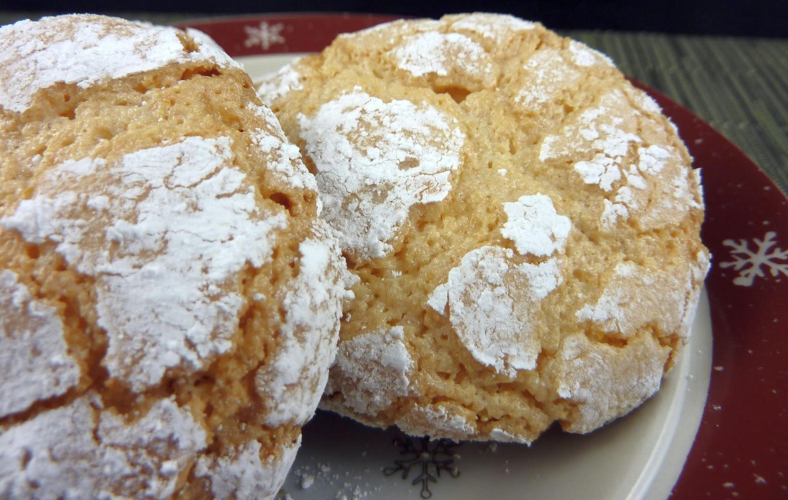 Lemon holiday cookie recipe