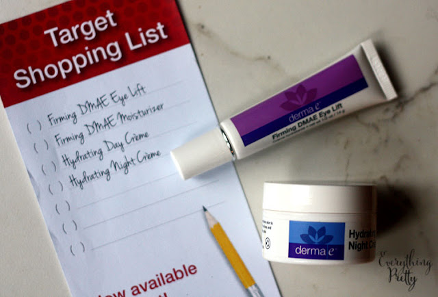 Derma E Firming DMAE Eye Lift Creme Review