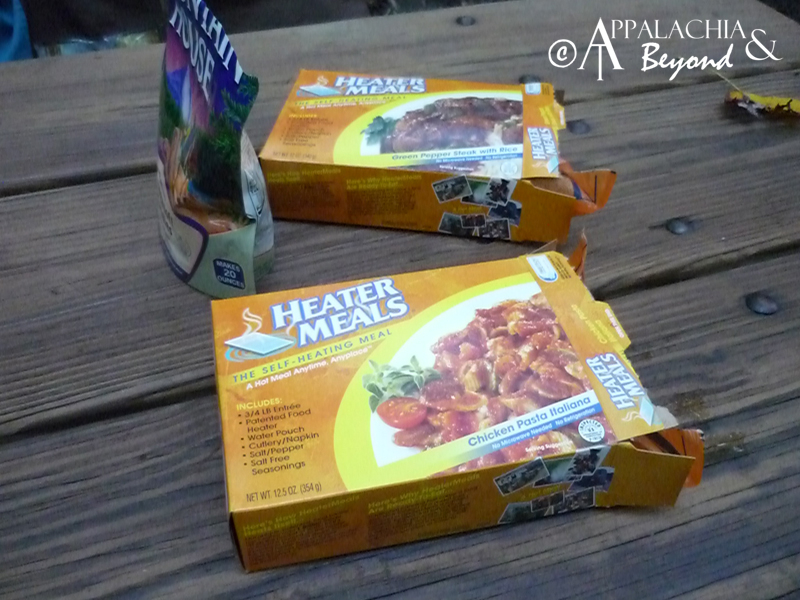 Heater Meals 3 Food Review Heater Meals