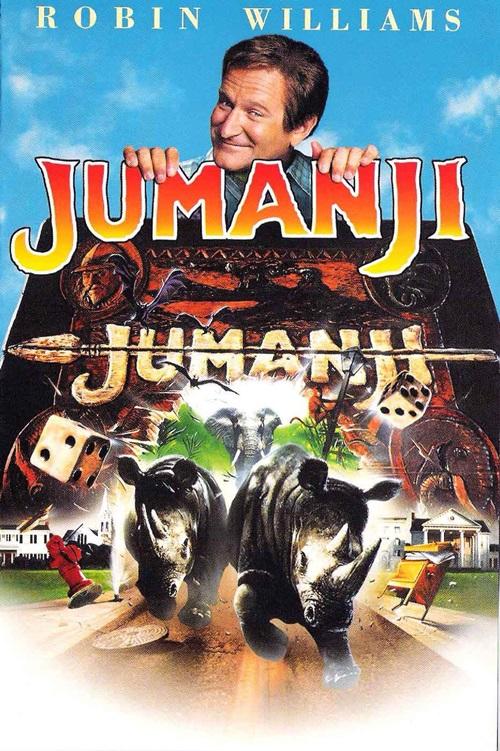 Jumanji (1995) 720p Film indir