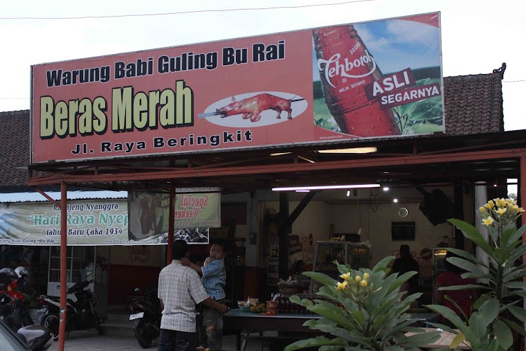 Warung Babi Guling Bu Rai