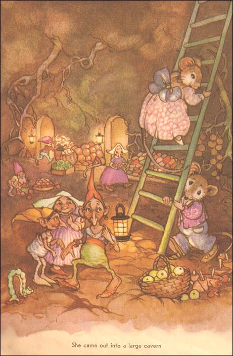 Pip and Pepita in Goblinland