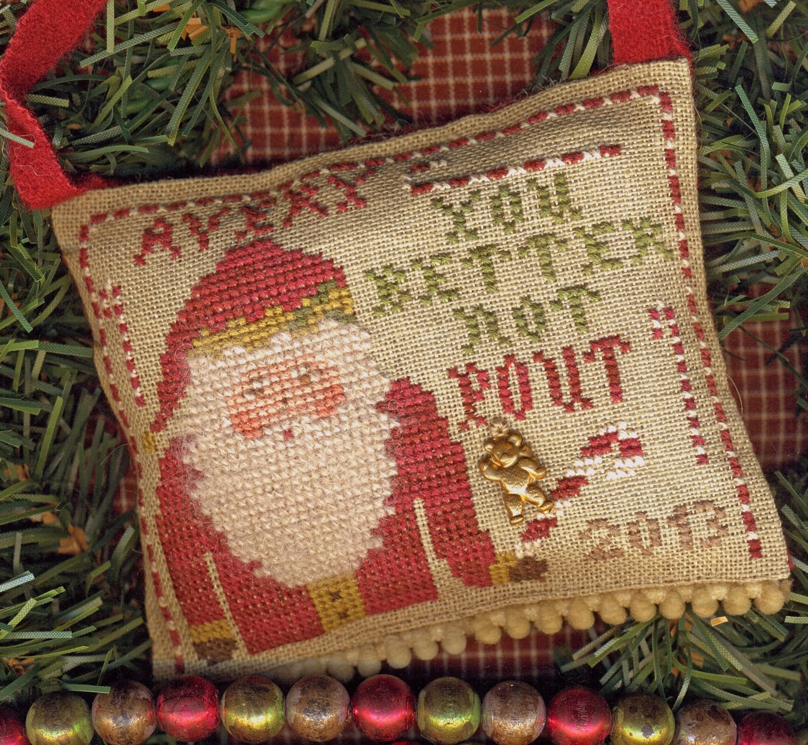You Better Not Pout - $8.00