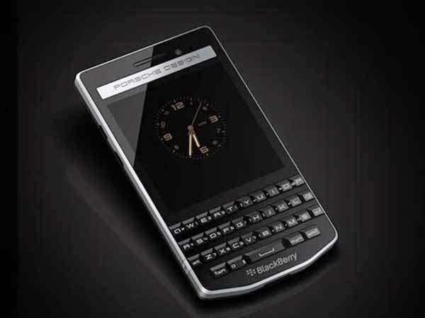 Blackberry Porsche Design 2015 Pret