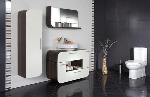 2012+banyo+dolap+modelleri Banyo Dekorasyonuna Özel Tasarımlar Eklendi