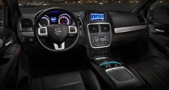 2016 Dodge Caravan Redesign