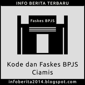 Kode dan Faskes BPJS Kesehatan Ciamis