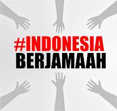 #INDONESIABERJAMAAH